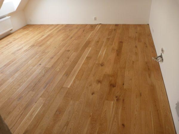 Dub Exclusive floors dub přírodní rustik 120mm