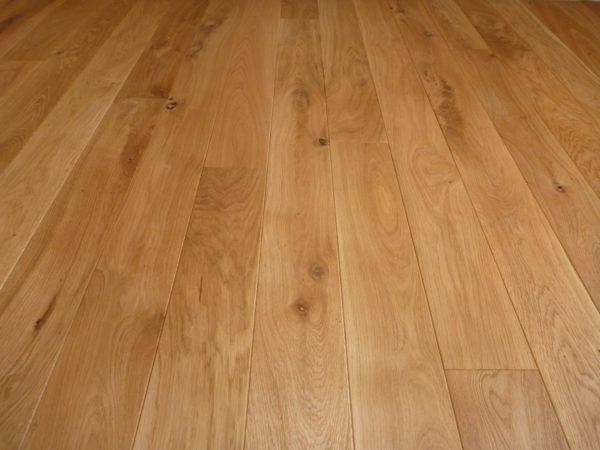 Dřevěná podlaha dub přírodní rustik 120mm