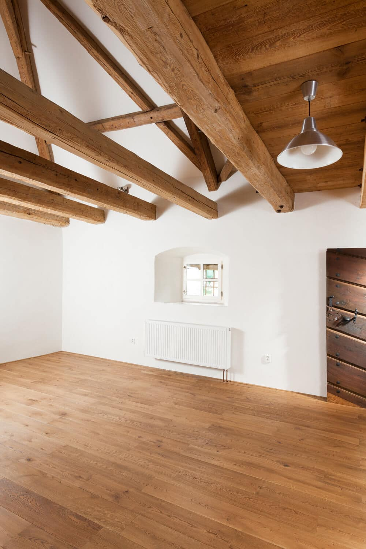 Dřevěná podlaha dub hnědý rustik