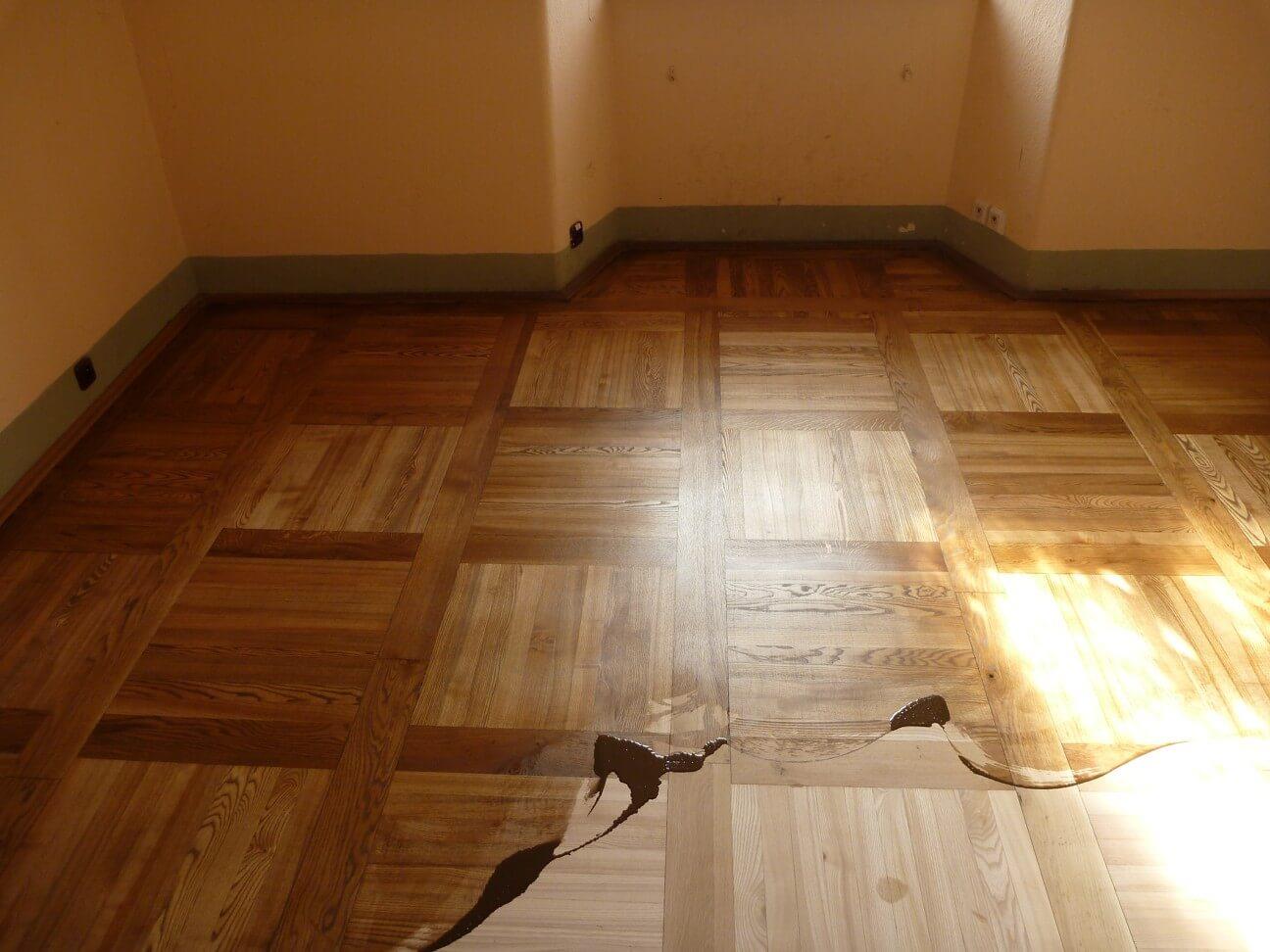 Exclusive floors renovace na hradě Loket dub medový