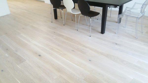 Exclusive floors - Dub bělený rustik