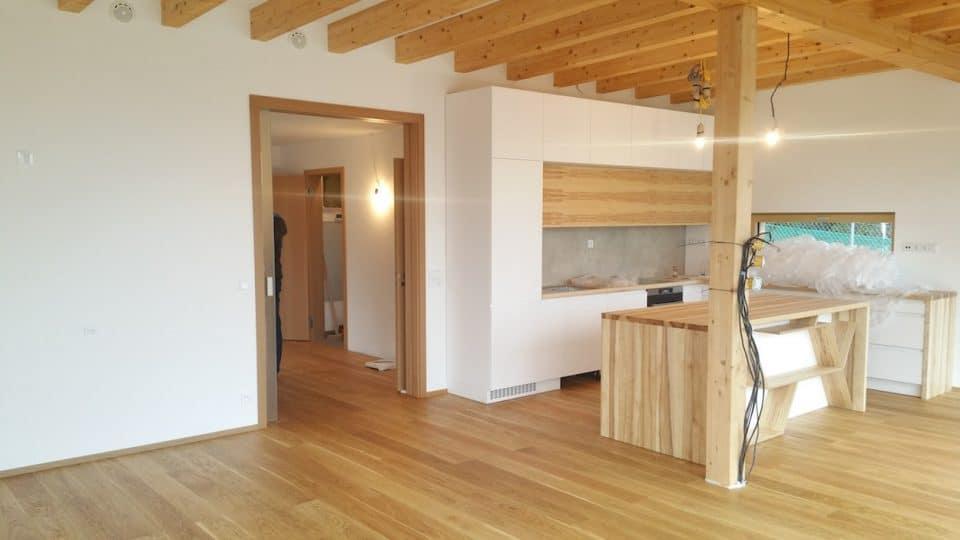 Dřevěná podlaha Exclusive floors dub přírodní elegant 160mm