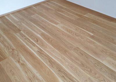 Dřevěná podlaha Dub přírodní elegant