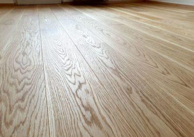 Detail dřevěné podlahy Exclusive floors