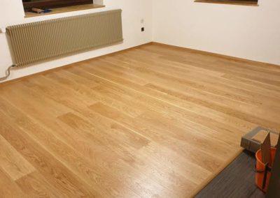 Dřevěná podlaha Dub přírodní elegant 190mm