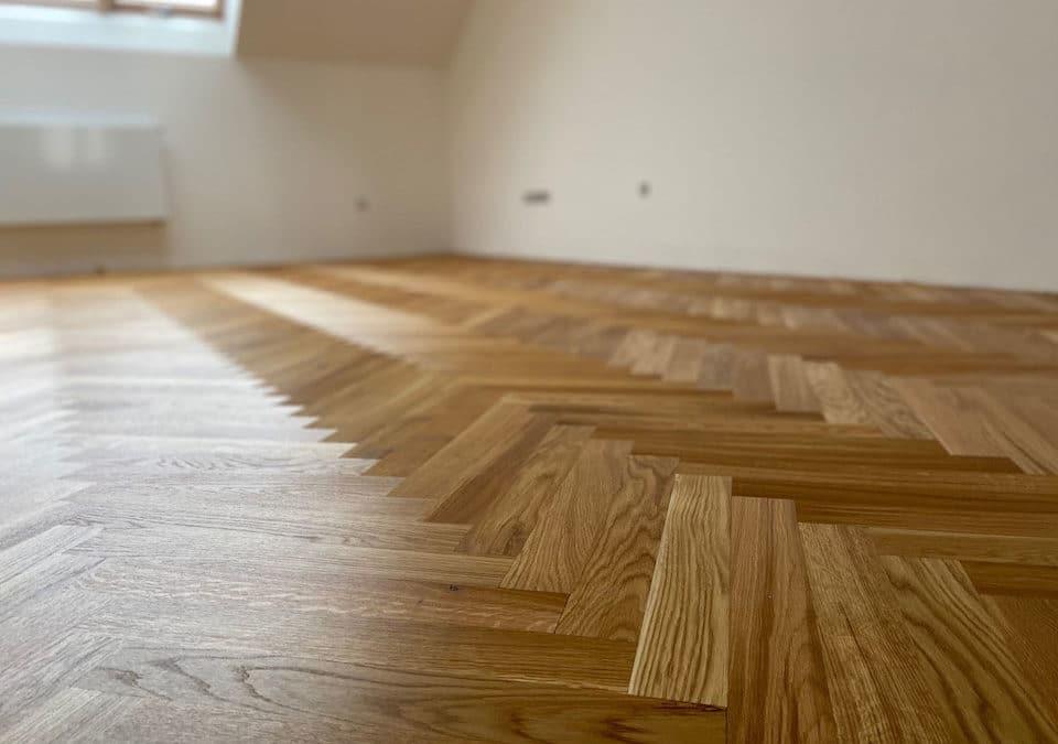 Zavádíme nové podlahy – Duo parkety