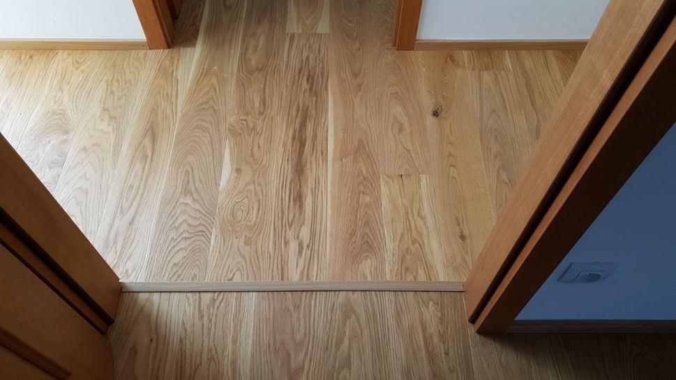 Dřevěná podlaha dub přírodní rustik 160mm